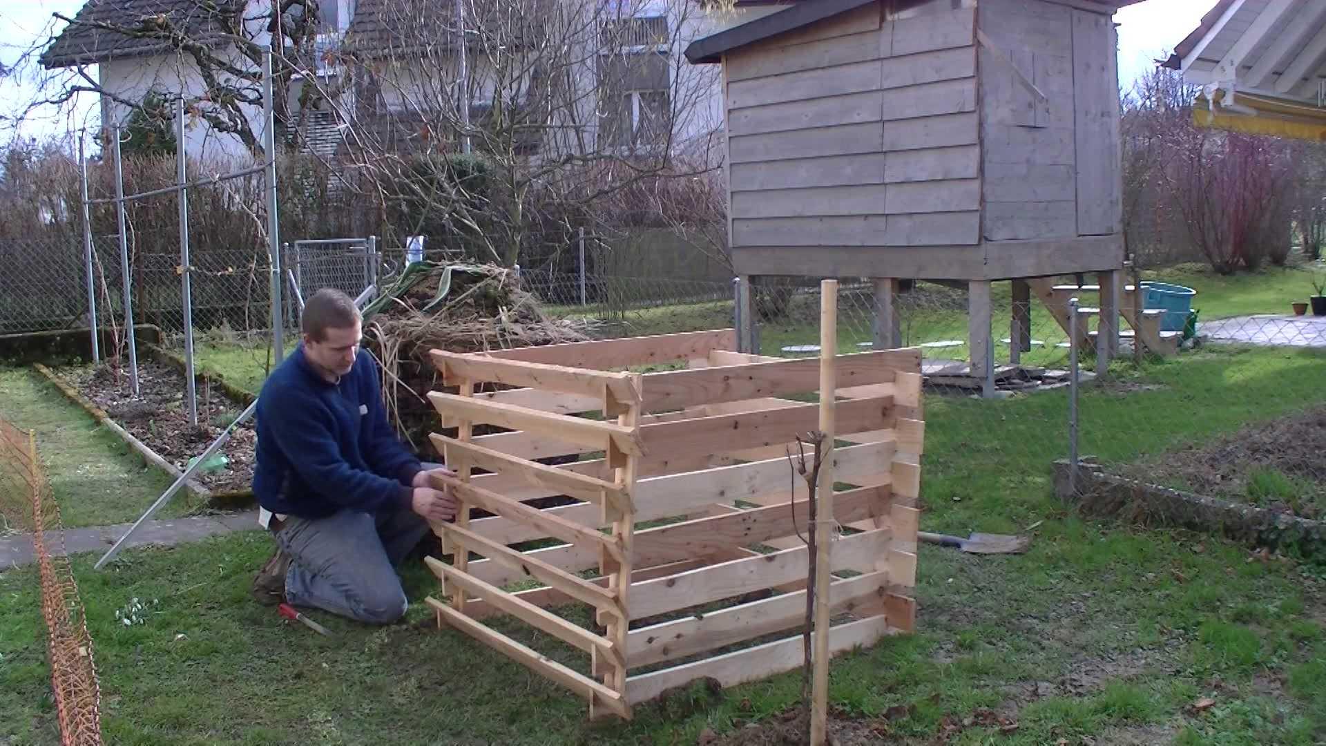 возрастная, как сделать компостный ящик своими руками фото вид