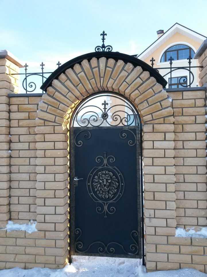 Дачные ворота своими руками - инструкция по созданию дачных ворот