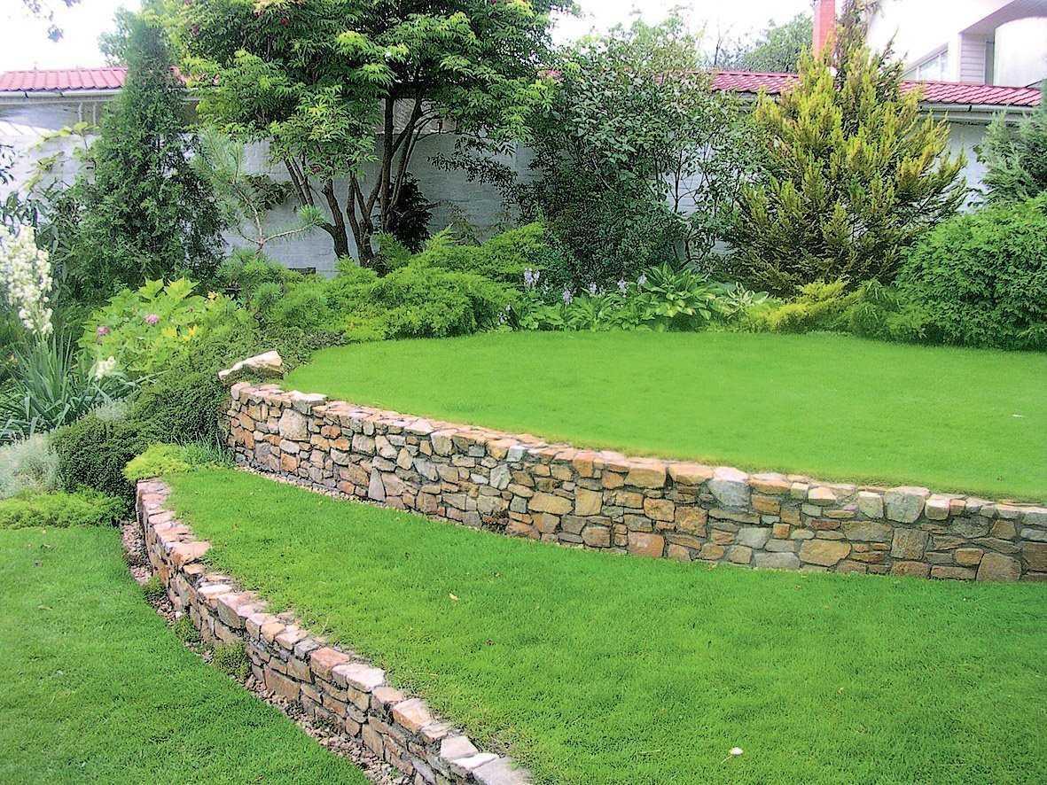 дизайн садового участка с сильным уклоном картинки состоит аппаратной