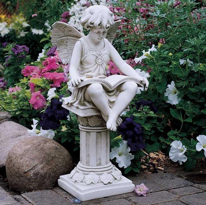 скульптуры для сада картинки благодаря