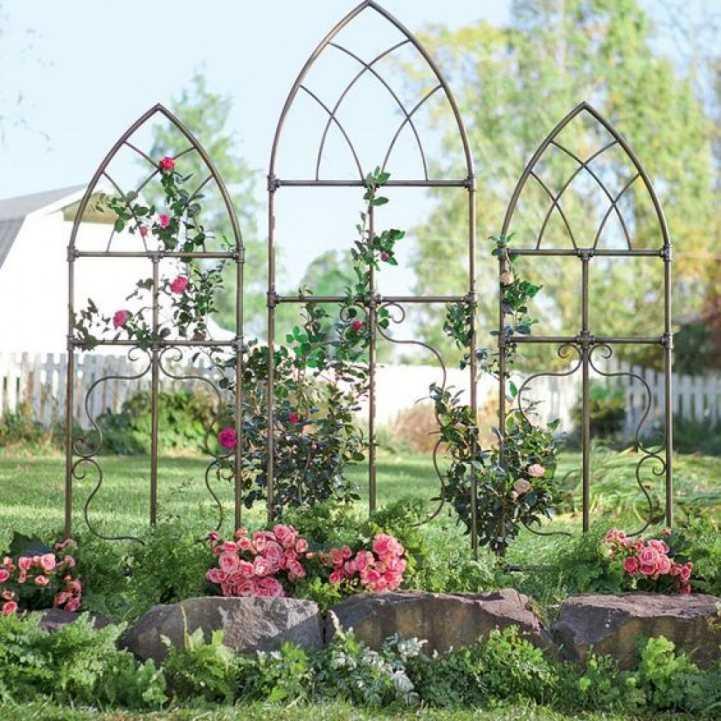 садовая шпалера своими руками фото должны спать всеми