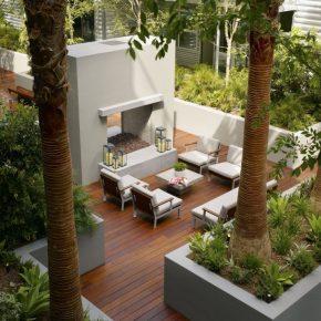 Зона отдыха на даче: красивые идеи, применение и обустройство в ландшафтном дизайне (125 фото и видео)